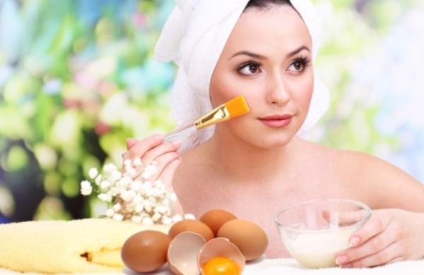 putih telur untuk kecantikan wajah
