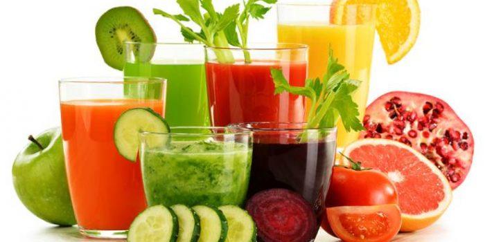 Detoks usus dengan makanan berserat