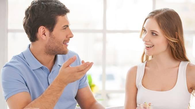 Menjaga Hubungan Suami Istri dengan Berbicara