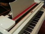 BABY GRAND PIANO PUTIH KAWAI kg1 c